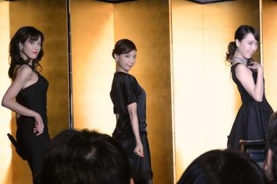 朝海さん、貴城さん、大和さんによるロキシー・ハートの「ROXIE」