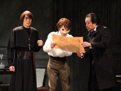 マンサール神父とエリックの才能を見出したギゾ教授