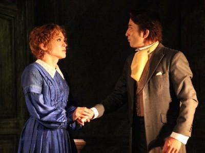 医者エティエンヌ・バリーとマドレーヌは恋におちる