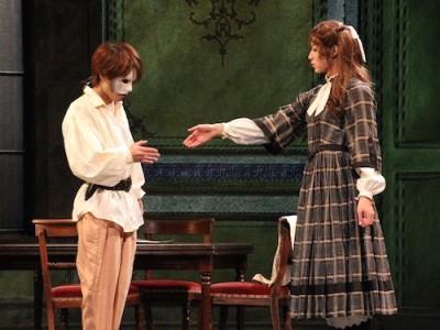ジョヴァンニの末娘ルチアーナはエリックに一方的な愛を寄せるが