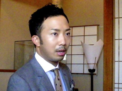 INTERVIEW! 『新春浅草歌舞伎』市川猿之助さん | omoshii
